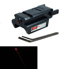 New Red Laser sight Tactical Picatinny Weaver Rail Mount For Pistol Gun Rifle
