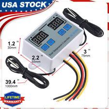 Incubator Farm Temperature Controller Digital Thermostat Waterproof Sensor X5n2