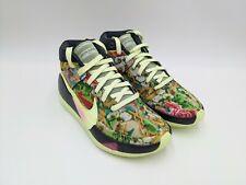 Nike KD 13 Funk NBA 2K20 Gamer Exclusive Floral Pattern CI9948-601 Men's Size 4