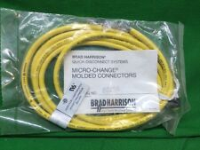 BRAD HARRISON QUICK-DISCONNECT SYSTEMS MIRCO-CHANGE MOLDED CONNECTOR 80256
