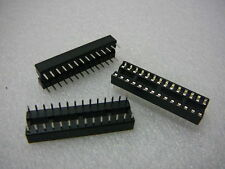 AMP 2-382571-1 IC DIP SOCKET 28POS TIN ***NEW*** Qty.3