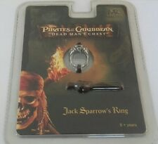 Pirati dei Caraibi anello Jack Sparrow master replicas pirates of the caribbean