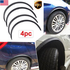 "Us 4× Carbon Fiber Car Wheel EyebrowArch Flares Protector Trim Lips Fender 28.7"" (Fits: Toyota Corolla)"