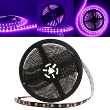 DC 12V Pink 5M 5050 300SMD LED Light Strip Flexible Tape Waterproof Household