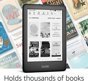 "Kindle 10th Gen 8GB eReader - AU Stock - Entry Kindle w/ 6"" Backlit Touchscreen"