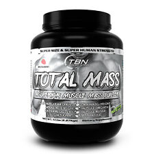 Weight gainer, Total Mass, Mass Gainer, Muscle Builder, Strength.