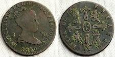 ISABEL II 8 MARAVEDIS 1850 JUBIA