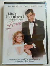 MRS LAMBERT REMEMBERS LOVE - 2005 DVD, WALTER MATTHAU, BRAND NEW, FACTORY SEALED