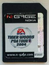 Tiger Woods PGA Tour 2004 (N-Gage, NGage, 2004) SD Game Card Only