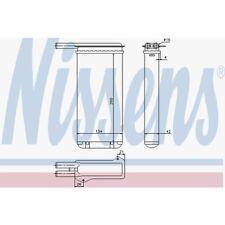 Nissens Wärmetauscher, Innenraumheizung Ford 71755 Ford