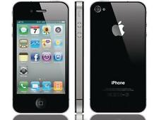 Apple iPhone 4 16GB AT&T Smartphone (ATT H20 Net10 +) 3G iOS Smartphone in Black
