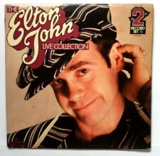 "ELTON JOHN ""Live"" Collection Disque VINYL 2 LP 33 T PDA 047-C UK 1979"