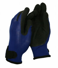 Town and Country Professional Blue & Black Weedmaster Plus Gloves Large Mens