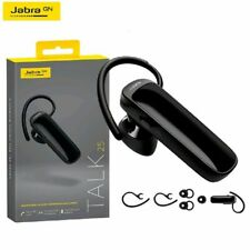 Jabra Talk 25 Bluetooth Headset High Definition Hands- Streaming Multimedia