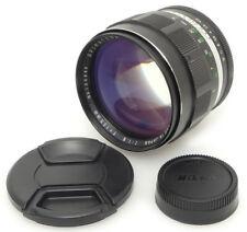 Spiratone Telephoto YS 135mm F1.8 Lens For Nikon
