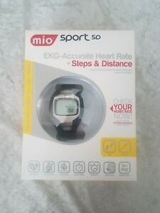 Mio M9W42P3C2L3 Sport SD Heart Rate Monitor NIB Ships in 24 hours!