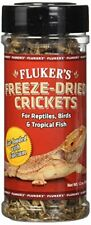 New listing Fluker's 72025 Freeze Dried Crickets 1.2oz