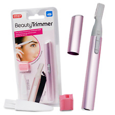 JML Beauty Trimmer Nose Ear Neck Hair Eyebrow Trimmer Hair Removal Travel