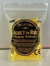 Ticket to Ride - Translucent Yellow Color Custom Trainset - Promo