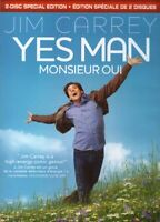 YES MAN (TWO-DISC SPECIAL EDITION) (BILINGUAL) (DVD)