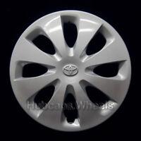 Toyota Prius C 2012-2014 Hubcap - Genuine Factory Original OEM 61166 Wheel Cover