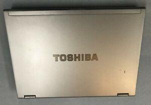 "TOSHIBA TECRA M9 LAPTOP 14.1"" CORE 2 2.00GHZ 2GB RAM 320GB HDD WINDOWS XP PRO"