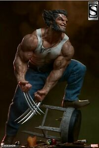 Logan Premium Format Figure by Sideshow Collectibles - EXCLUSIVE