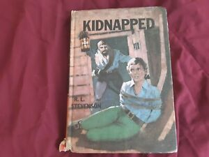 Kidnapped by R. L Stevenson Bancroft Books. Vintage classic.