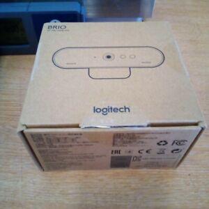 Logitech BRIO Pro 4K Ultra HD Webcam - Black (960-001105)