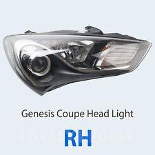Authentic OEM Halogen Head Light Lamp RH for Hyundai Genesis Coupe 2013-2014