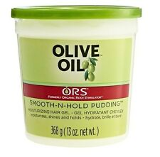 ORS Organic Root Olive Oil Smooth N Hold Hair Pudding 368g 13oz