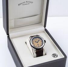 Armand Nicolet Uhr Automatik Armbanduhr Herrenuhr SWISS Saphirglas 30ATM NEU 4