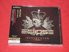 2017 ECLIPSE Monumentum with Bonus Track  JAPAN CD
