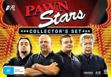 Pawn Stars (DVD, 2016, 10-Disc Set) Mint Condition