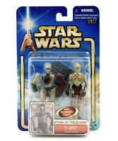 Star Wars Attack of The Clones - C-3PO (Protocol Droid) Action Figure