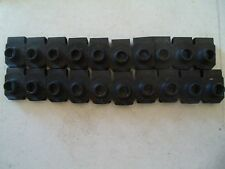 20  Qty-Extruded U Nut 5/16-18 Screw Size J-nut