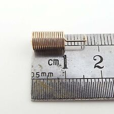 10pcs Copper 433MHz 50Ω Spring Antenna for Wireless Communication System 15mm
