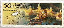 RSA SÜDAFRIKA SOUTH AFRICA 1995 953 Tourismus Tourism Lost City Palast Karte MNH