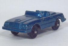 Vintage Tootsietoy Mercedes Benz Convertible Die Cast Scale Model Car