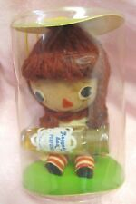 RAGGEDY ANN PERFUMERY - 1/4 oz Bottle with Doll in Plastic Cylinder by Giftique