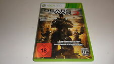 XBox 360  Gears of War 3 (uncut) -  USK 18