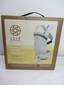 LilleBaby LILLElight Natural Baby Carrier Pebble 7-36 lbs Newborn - 42 mos NEW