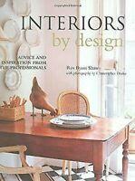 Interiors Von Design Taschenbuch Ros Byam