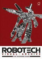 Robotech Visual Archive : The Macross Saga, Hardcover by Harmony Gold (COR), ...