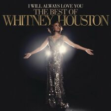 I Will Always Love You The Best of Whitney Houston - CD 52vg