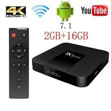 Tx3 mini-a tv box Android 7.1, 2g RAM 16g Roma 4k ultra hd WiFi wingogo Smart