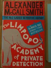 The Limpopo Academy of Private Detection No 1 Ladies Detective Agency, McCall Sm