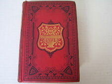 Antique 1855 The Poetical Works Of Thomas Campbell And Samuel Taylor Coleridge