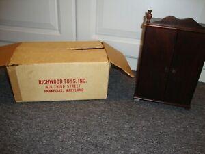 Richwood Sandra Sue Closet with original shipping box