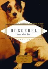 Everyman's Library Pocket Poets: Doggerel : Poems about Dogs (2003, Hardcover)
